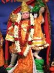 Large Shri Hanuman - 12/16/2014
